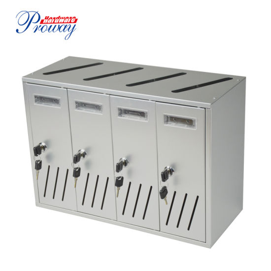 Combined Mailboxes for Apartment Building Pw-811-Al
