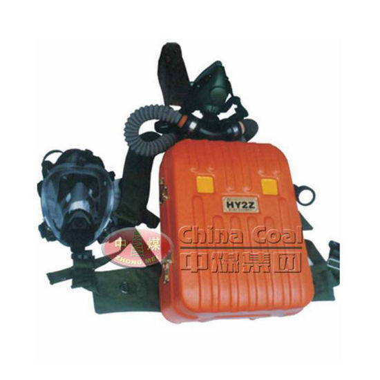 Firefighter Breathing Apparatus Portable Oxygen Breathing Respirator