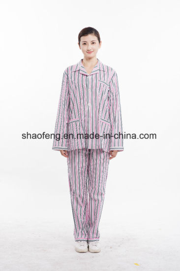 Patient Uniform with Customized Size