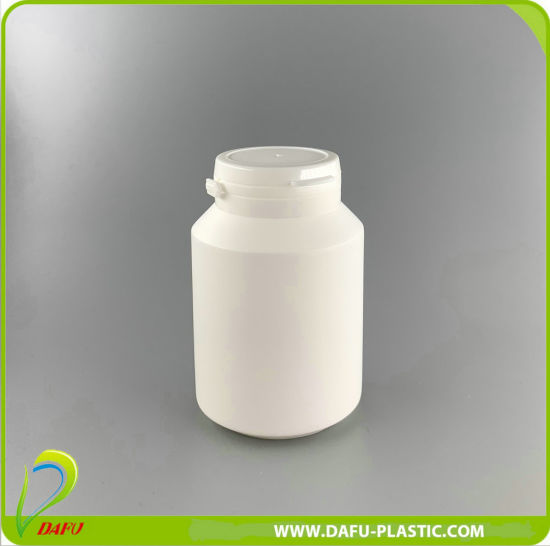 PE 170ml Chewing Gum Candy Container Plastic Bottle