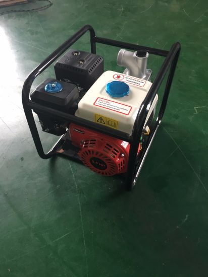 China Pump Supplier Cheap Gasoline Water Pump pictures & photos