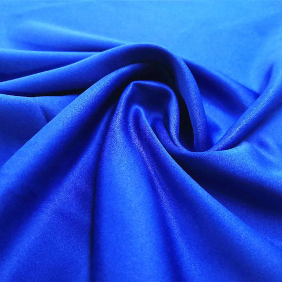Outdoor Sport Waterproof Polyester Elastic Satin Lining Chiffon Oxford Fabric for Garment