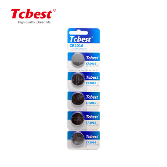 All Size Button Coin Cell 3V Lithium Manganese Button Cell Battery Cr2025 Cr2016 Cr2032 Cr2450