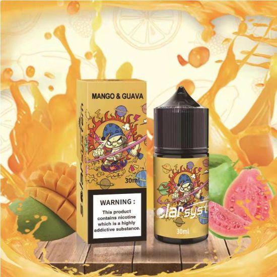 Factory Wholesale Price Vape Juice Mango Guava Flavor E Liquid 30ml