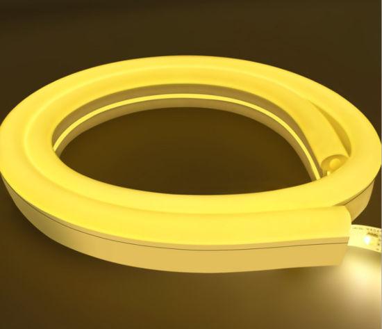 LED Low Voltage Symphony Colorful 5050 RGB Neon Light Strip