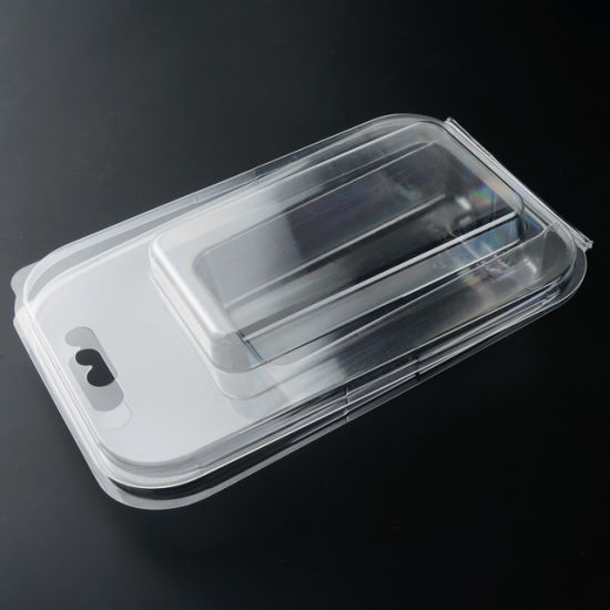 Hot Sales Disposable Transparent Clamshell Blister Packaging