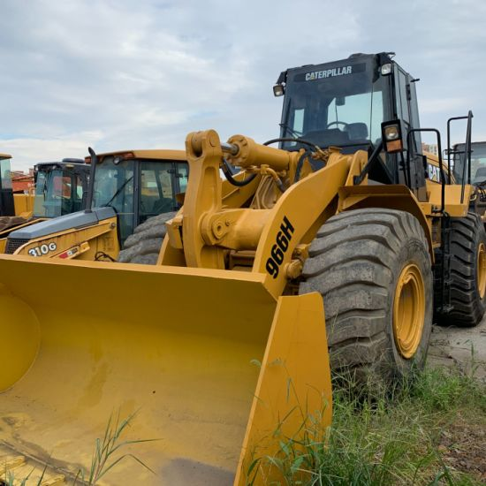 Lowest Price with High Quality Best Sale Used Cat 966 Wheel Loader in Best Sale