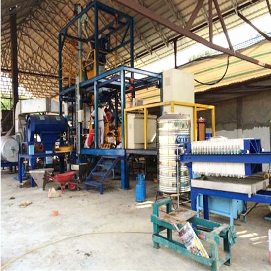 Professional Manufacturer Complete Set of Palm Fruit Oil Mill Machinery pictures & photos
