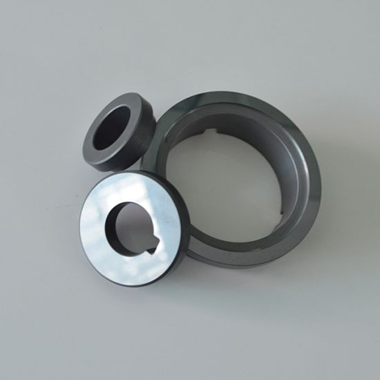 China Sic Bearing Sleeve Wear Resistance Silicon Carbide Bearing