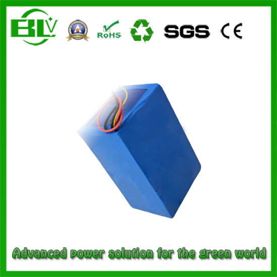 12V 40ah Lithium Battery 18650 Battery for Wind and Solar LED Light pictures & photos