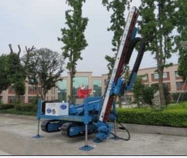 ISO9001 DTH Hammer Anchor Drilling Rig Foundation Piling Machine Mdl-135h pictures & photos