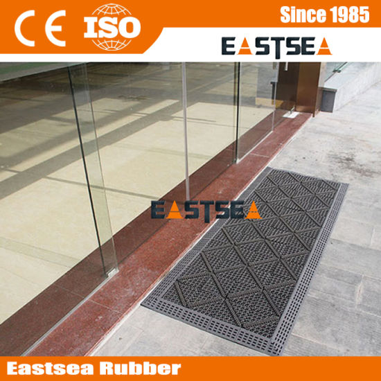 Wholesale 3-in-1 Removal Anti Slip PVC Floor Mat for Shopping Malls