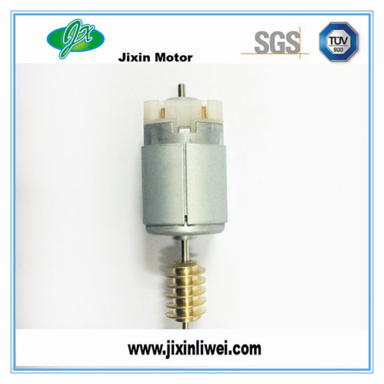 F280-402 DC Motor for Car Lock Electrical Motor About Auto Remote Key pictures & photos