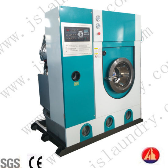 Closed Type Commercial Dry Cleaning Machine /Dry Cleaner Machine 8kgs Gxp-8f