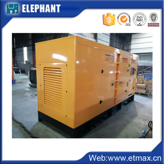 AC Three Phase 30kVA 24kw Diesel Generation