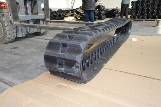 450X100 Excavator Tracks Rubber Track pictures & photos