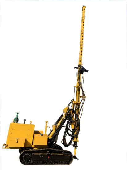 Bdy380m Tunnel Anchor Disk Drilling Rig, Support Drill Machine Tool
