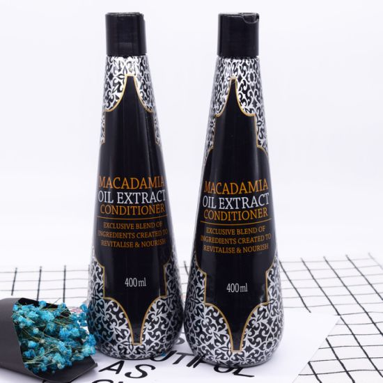 400ml New Fashion Shampoo Macadamia Oil Extract Nourishing Hair Conditioner pictures & photos
