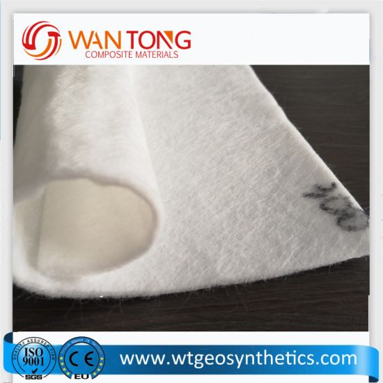 PP Geotextile Fabric Price Non Woven Geotextile 300g M2