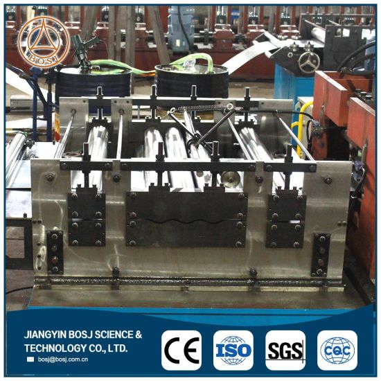 Electrical Distribution Cable Tray Structs Rollformer Machine pictures & photos