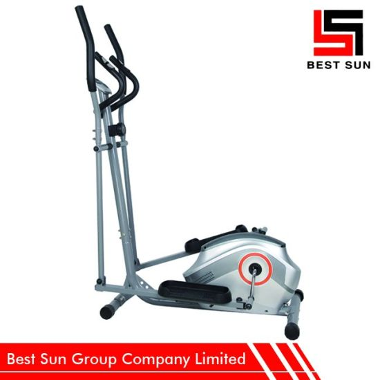 Fitness Exercise Cross Trainer Magnetic, Upright Cross Bike