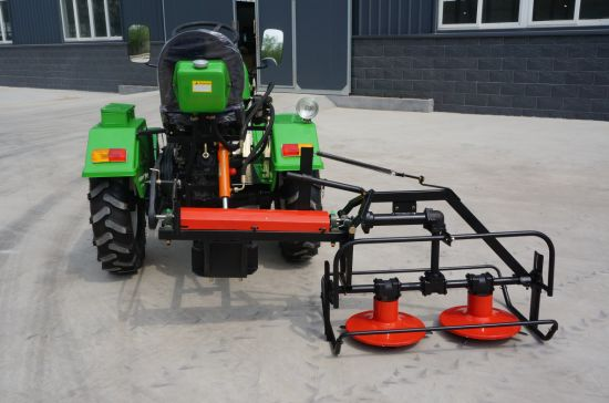 Rotary Disc Mower for Mini Tractor Mounting