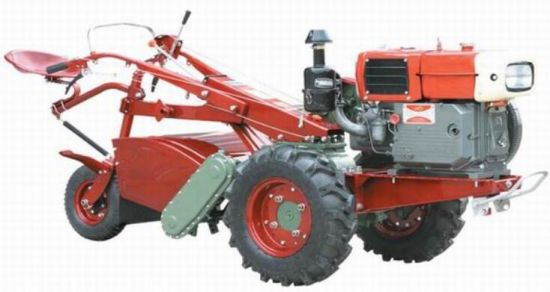 9.7kw Diesel Power Rotary Tiller pictures & photos