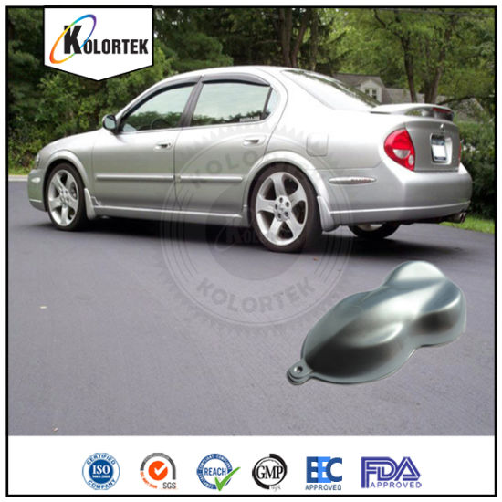 China Ghost Pearls Color Pigments Car Paint Pigment Supplier China