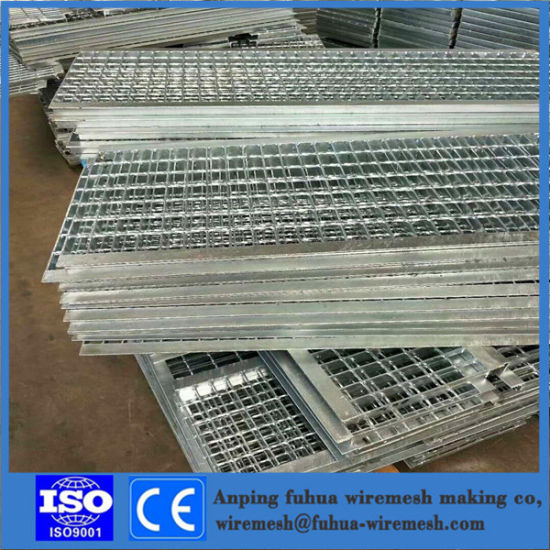 Galvanized Car Parking Floor Door Mat Walk Platform Walkway Deck Driveway  Catwalk Tree Metal Steel Grating Fences Weight Price