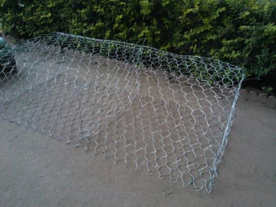 Heavy Galvanized or PVC Gabion Box Factory/Hexagonal Wire Netting/Stone Cage/Wire Mesh Fence