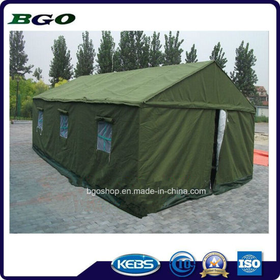 Custom High Quality Waterproof Outdoor Canvas Tent