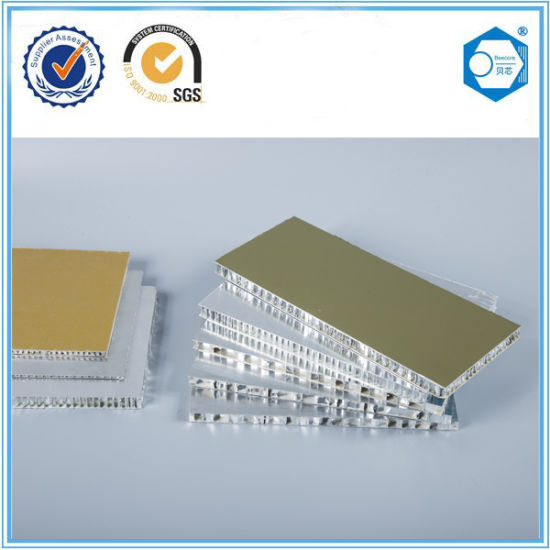 Beecore Aluminum Honeycomb Panel for Ceiling pictures & photos