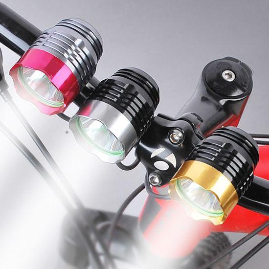 1200lm Xml-T6 Waterproof IP65 Hunting CREE LED Bike Light