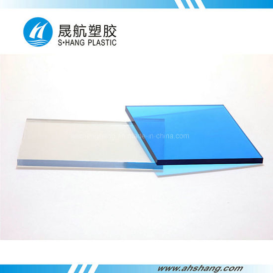 100% Virgin Anti-Yellow Bayer Polycarbonate Solid Sheet pictures & photos