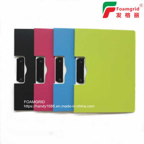 Wholesale Stationery Supply PP Foam A4 Clipboard File Folder pictures & photos