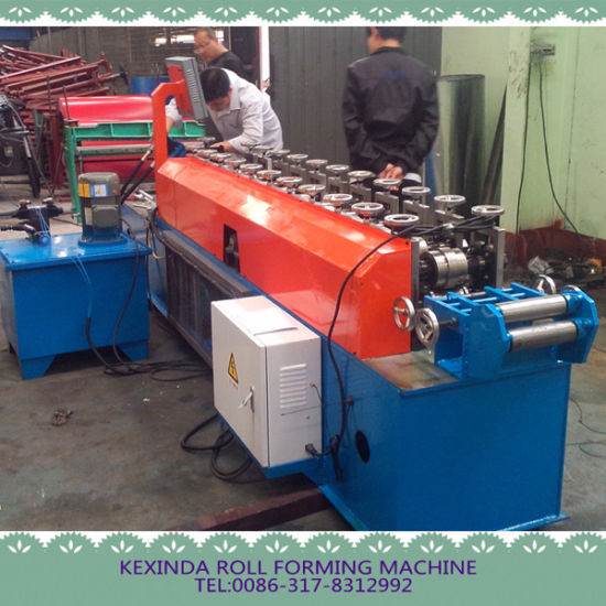 High Speed Omega Profile Keel Machine, Stub & Track Roll Forming Machine pictures & photos
