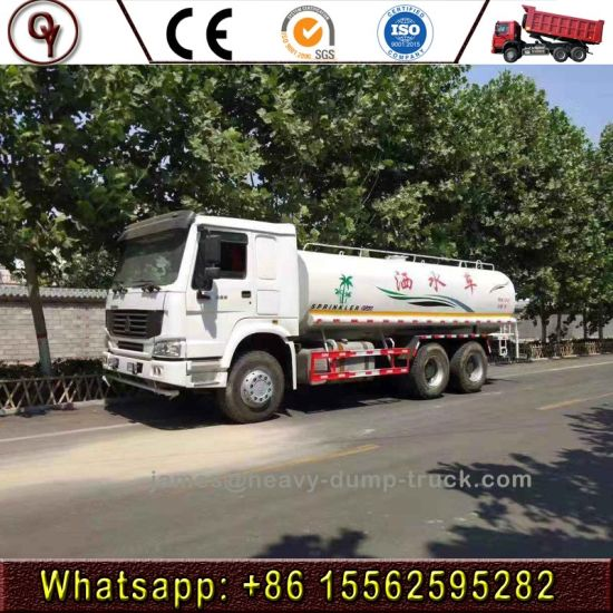 Good Condition Used Water Truck Second Hand Water Truck