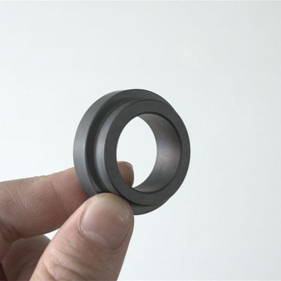 China Sic Bearing Sleeve Wear Resistance Silicon Carbide Bearing