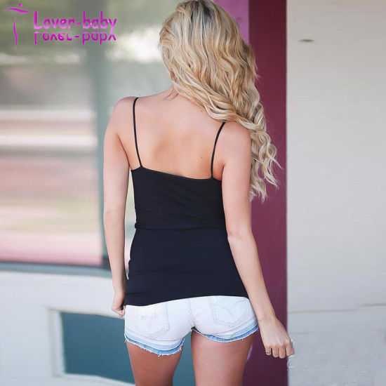 Women Sexy Seamless Strappy Tank Tops L598 pictures & photos