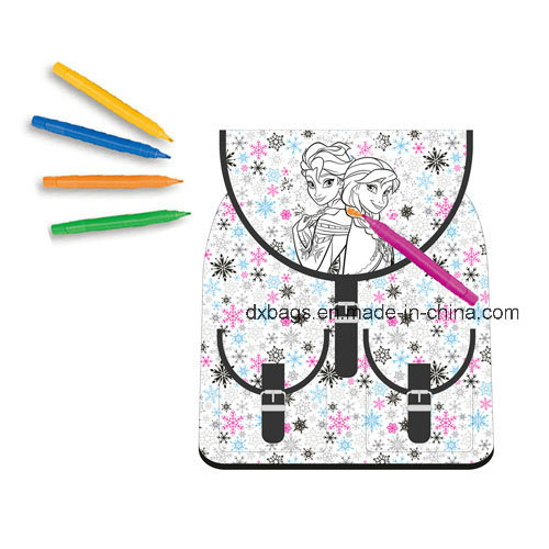 Minions Colour Your Own Backpack pictures & photos