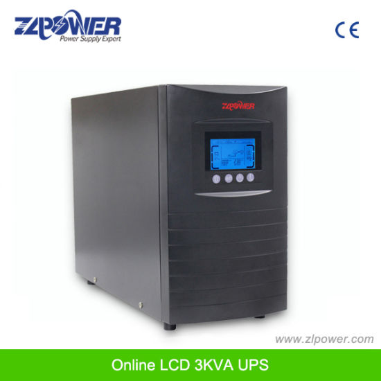 High Effeciency Offline UPS 3kVA with Battery pictures & photos