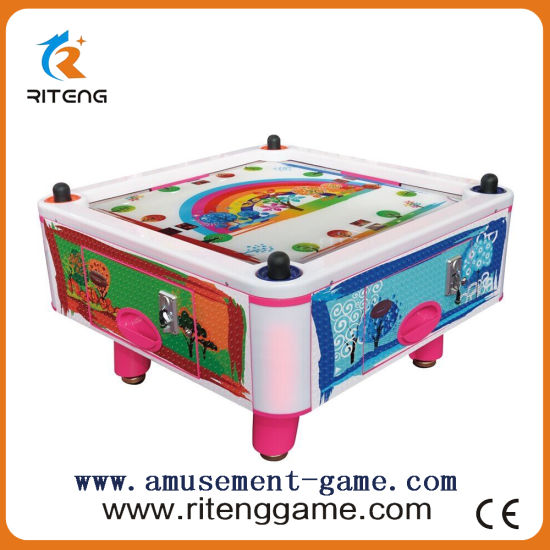 China Classic Sport Air Hockey Table For Child China Indoor - Classic air hockey table