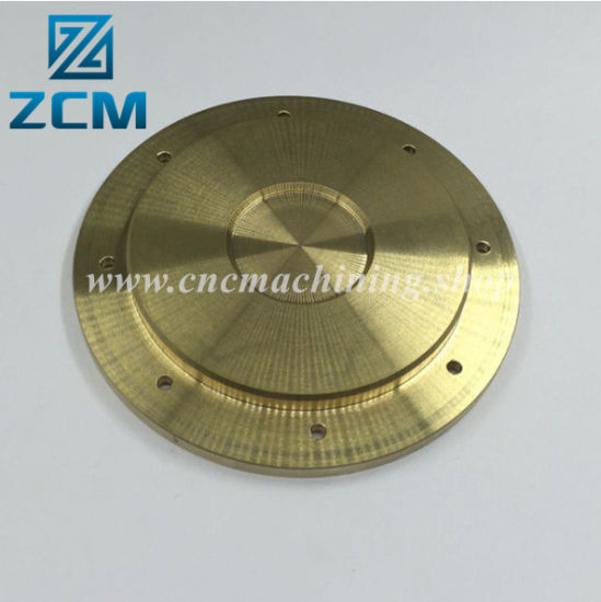 High-End Custom Made Small Batch Production Auto/Automotive Brass Machining Parts