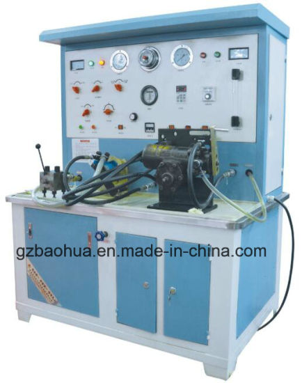 Auto Steering Gear and Sterring Power Pump Test Bench pictures & photos