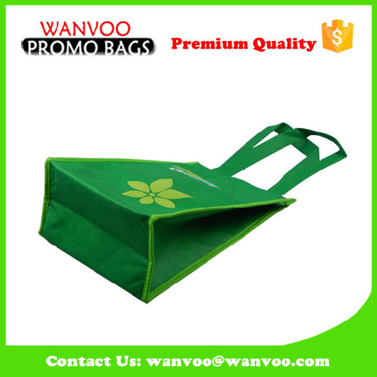 2017 Environmental Non Woven Shopping Bag for Tea pictures & photos