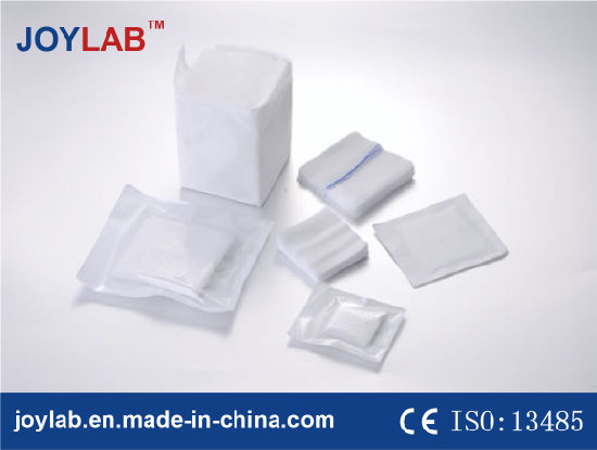 100% Cotton Sterile Gauze Swabs Pad (Manufacturer with FCS, CE. ISO certificated) pictures & photos