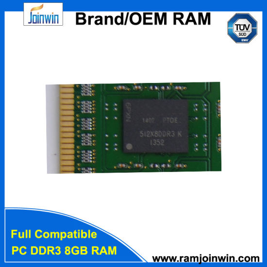 All New RAM DDR3 8GB 1600 1333MHz Memory pictures & photos