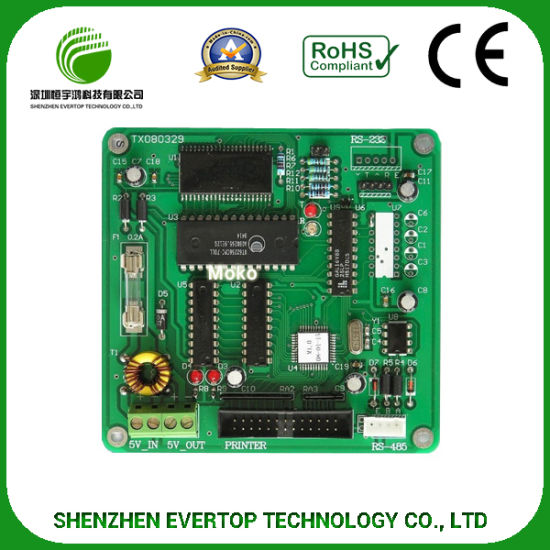 Factory Supply PCB Assembly, Circuit Electronic PCB Board Assembly