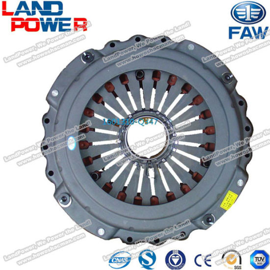 FAW Dump Truck Spare Parts with Competive Price 1601310-Q347 Clutch Plate