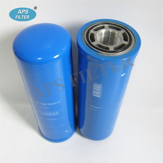 Fluid Filtration Element Spin-on Hydraulic Cartridge Filter P568665 Dbb8665 pictures & photos
